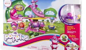 Amazon.com: Popples Deluxe Treehouse Playset Only $6 (Regularly $29.99)
