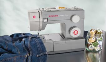 SINGER Heavy Duty Sewing Machine at Best Price!