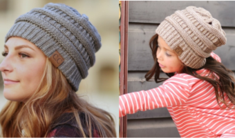 Popular Cable Knit CC Beanies Ship for $14!