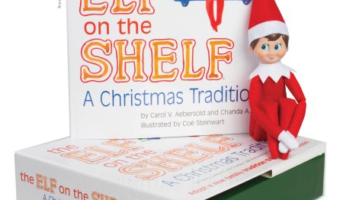 Walmart.com: Elf of the Shelf Dolls ONLY $14.98 + Free In-Store Pickup
