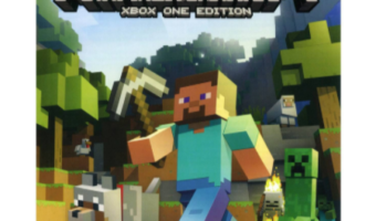 Minecraft Xbox One Game Less than $12 (Reg. $19.99)