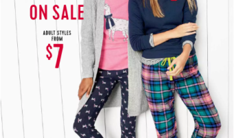 OldNavy.com: 10% Off Sitewide + Free Shipping on $25 = Great Deals!