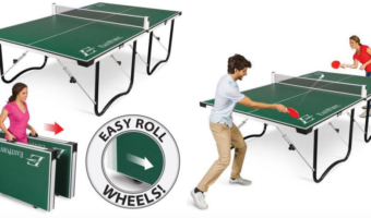 Walmart.com: Table Tennis Table Only $179 (Reg. $299)