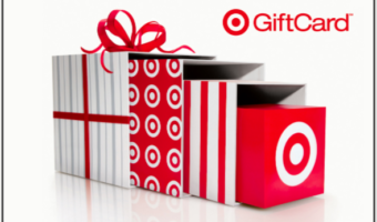 Target.com: Save 10% Off Gift Cards Today ONLY — RARE Sale!