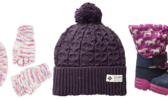 Amazon.com: Cold Weather Accessories 60% Off (Columbia and More)