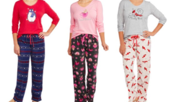 Women's 2-Piece Sleepwear Sets Only $8.50 Each