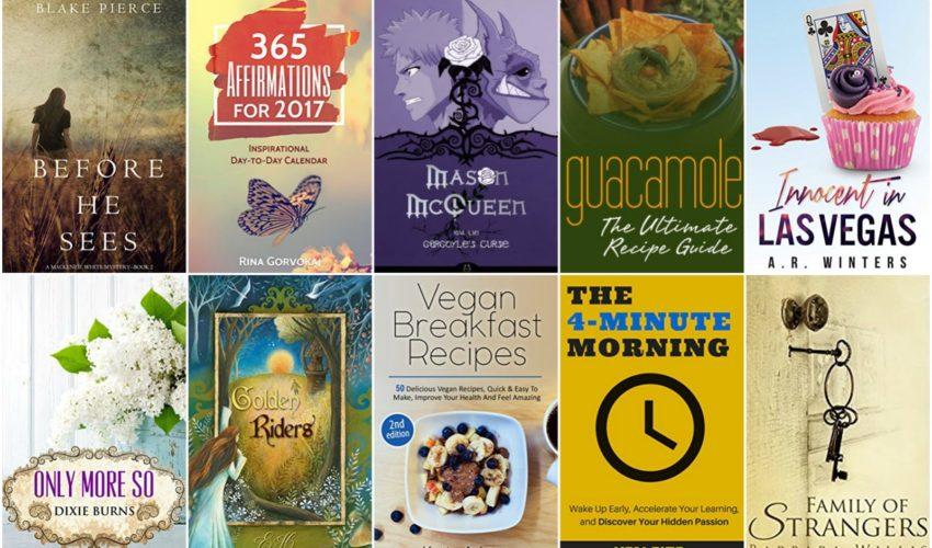 Free Kindle Books (01/16/17)