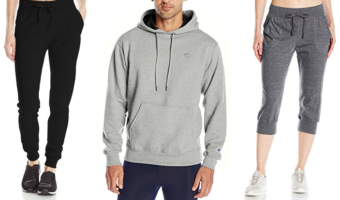 Amazon.com: Save up to 60% On Activewear Basics (Hanes, Champion and More)