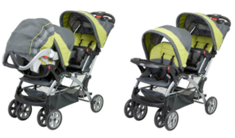 Amazon.com: Baby Trend Sit 'N Stand Double Stroller Only $119.88