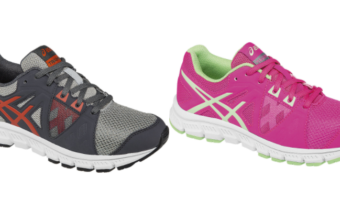 Kids ASICS GEL Running Shoes Only $19.99 Shipped