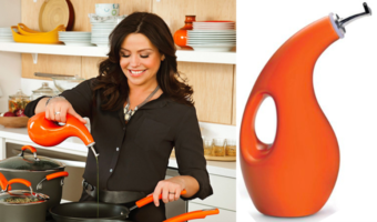 Rachael Ray Stoneware EVOO Oil Dispensing Bottle