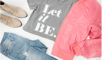 Inspirational Tees Just $15.95 Shipped