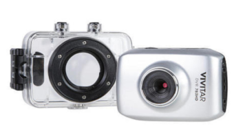 Sears.com: Vivitar HD Action Cam Only $9.97 (Reg. $39.99)