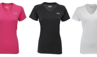 Women's Under Armour Shirts $14.99 Shipped