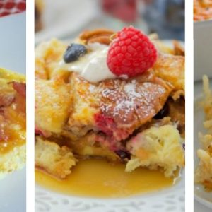 25 New Breakfast Ideas Kids and Moms Will Love!