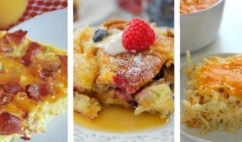25 New Breakfast Ideas Kids and Moms Will Love!