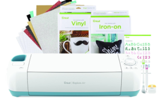 Amazon.com: Cricut Explore Air Premium Bundle at Lowest Price
