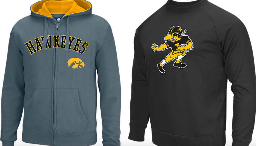 FinishLine.com: NCAA Hoodies ONLY $4.99 to $14.99 Shipped!