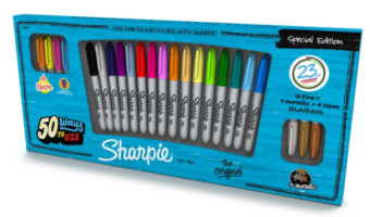 Sharpie, Paper Mate and Prismacolor Pens & Supplies on Sale — Today Only!