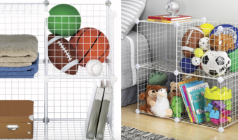 Four Whitmor Storage Cubes Only $14.88 (Just $3.72/Cube!)