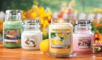 Large Yankee Candle Jars Starting at $15.49