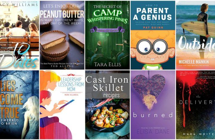 Free Kindle Books (02/21/17)