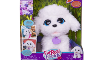 FurReal Friends Playful Pets Poppy at Best Price