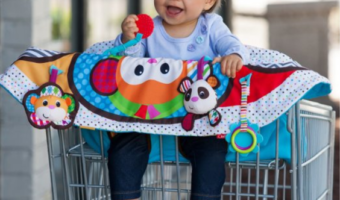 Infantino Play and Away Cart Cover and Play Mat at Best Price