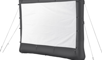 Insignia 96″ Inflatable Outdoor Projector Screen Only $99.99 (Reg. $249.99)
