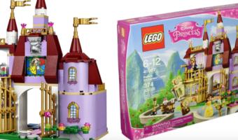 LEGO Disney Princess Belle's Enchanted Castle Set at Best Price