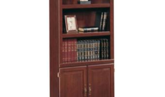 Sauder Heritage Hill 2-Door Bookcase at Low Price