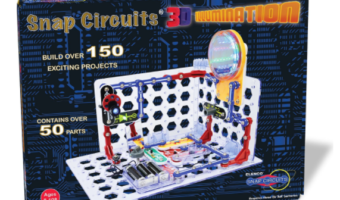 Snap Circuits 3D Illumination Electronics Discovery Kit at Best Price