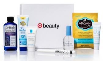 Target Beauty Box ($25 Value) Only $7 Shipped!