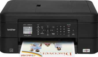 Brother Wireless All-In-One Printer Only $39.99