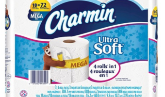 Stock Up Price on Charmin Toilet Paper!
