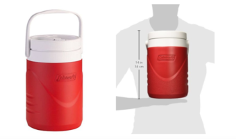 Walmart.com: Coleman 1-Gallon Jug Only $4.50 + Free In-Store Pickup