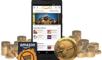 Use Amazon Coins to Save up to 30% Off Android Video Games