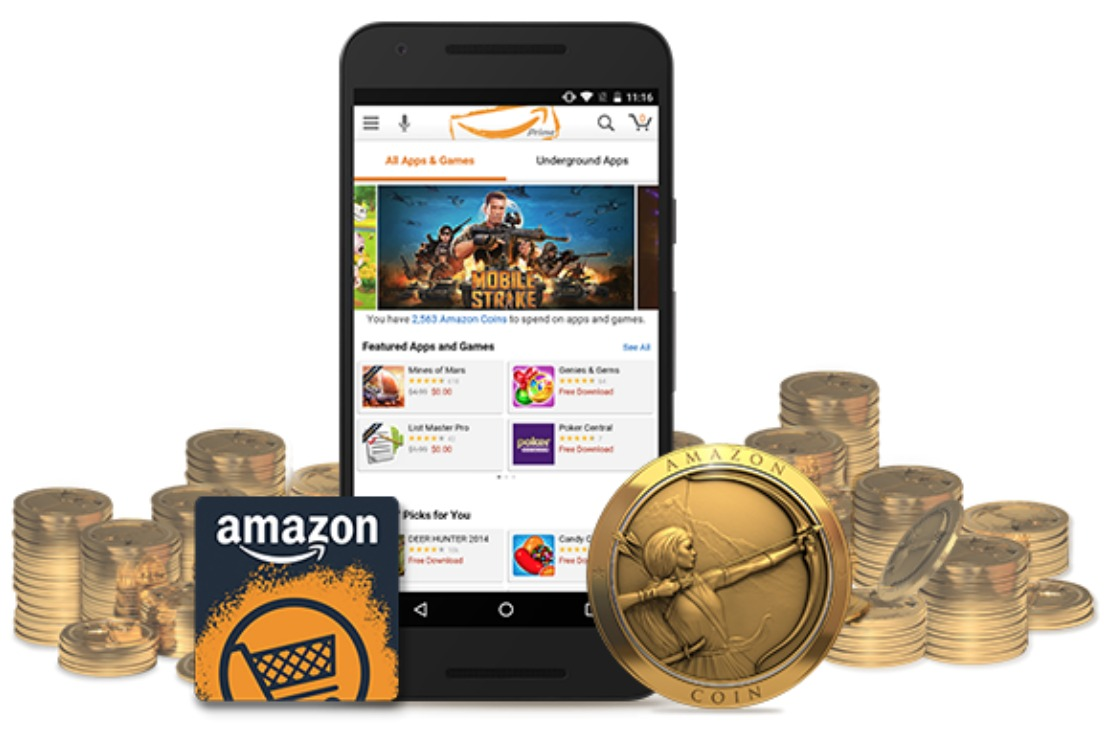 Amazon video game coupons