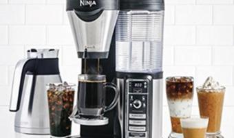 Amazon.com: Ninja Coffee Bar on Sale