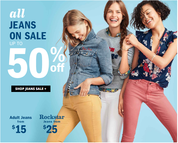 Old Navy: Super Skinny Jeggings for Women Only $15 Shipped and More