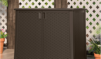 Amazon.com: Save on the Suncast Elements Outdoor Cabinet