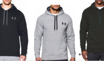 Under Armour: Hoodies Only $19.97 Shipped (Reg. $44.99)
