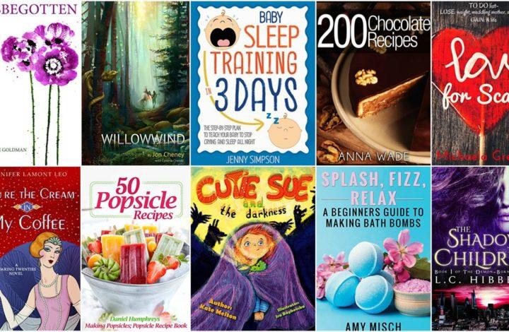 Free Kindle Books (03/24/17)