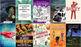 Free Kindle Books (03/29/17)