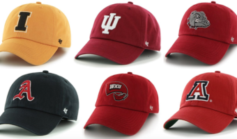 50% Off NCAA Team Apparel Gear!