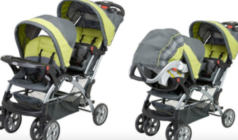 Baby Trend Sit 'N Stand Stroller at Best Price!
