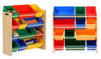 HomeDepot.com: Honey-Can-Do Kids Bin Organizer Only $31.92 + More