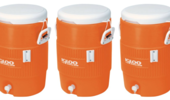 Igloo 5-Gallon Heavy-Duty Beverage Cooler Only $19.86