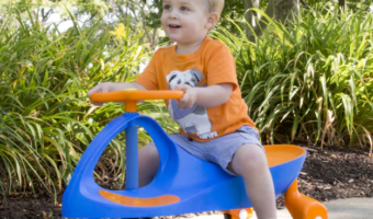 Lil' Rider Wiggle Ride-On Car Only $24.99 (Reg. $37.99)