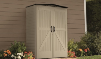 Save $100! Rubbermaid Roughneck Storage Shed